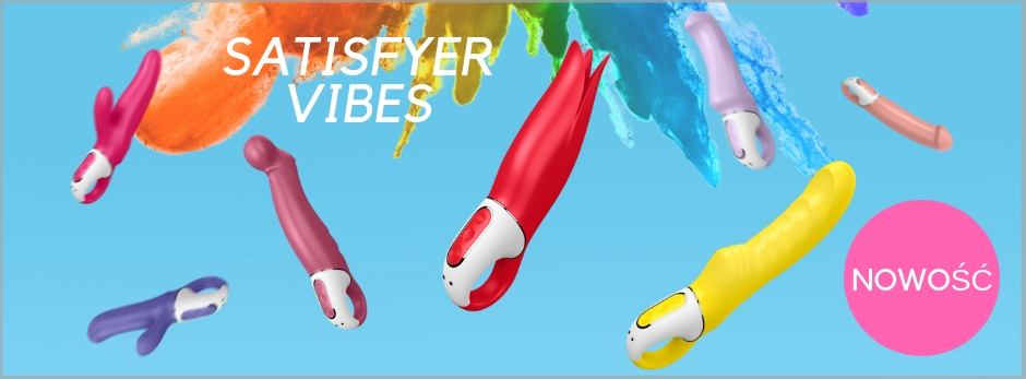 Satisfyer Vibes - wibratory