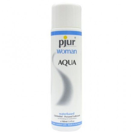 Żel Wodny pjur Woman Aqua Bottle 100ml