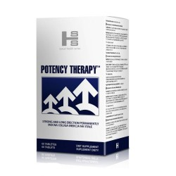 Potency Therapy - Hit na Erekcję - 60 tab.