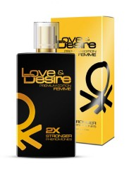 Love & Desire Damskie PREMIUM EDITION - Feromony 100ml