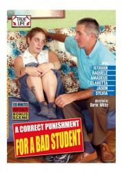A correct punishment for a bad student - dvd