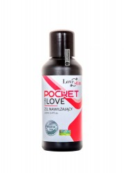 Pocket for Love Kieszonkowy Lubrykant 100ml