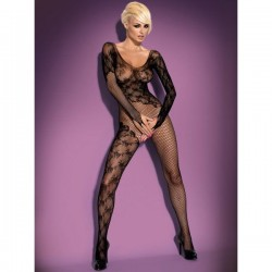 Finezyjny Kombinezon/Bodystocking XL/XXL