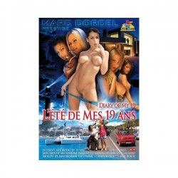 DVD Marc Dorcel - Diary of my 19