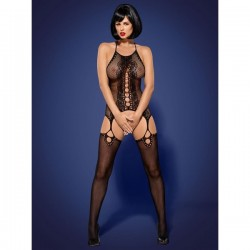 Kuszący Kombinezon/Bodystocking S/M/L