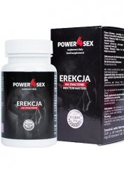 Power4sex Mocna Erekcja 60 caps