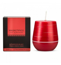 Świeca MAGNETIFICO Candle Sweet Strawberries