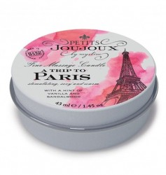 Świeca do Masażu Petits Joujoux - A trip to Paris (33 g)