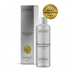 Olejek do Masażu z Feromonami PheroStrong Exclusive 100ml
