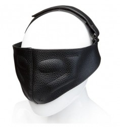 Maska Kink Leather Blinding Mask