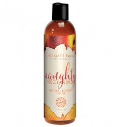 Żel Intimate Earth Naughty Nectarines Natural Flavors Glide 120ml