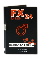 Perfumy z Feromonami FX24 for men 1 ml